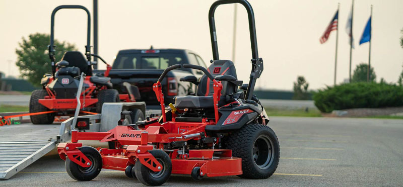 2021 Gravely USA Pro-Turn ZX 60 in. Kawasaki FX730V 23.5 hp in Battle Creek, Michigan - Photo 2