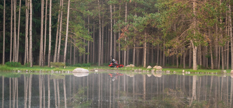 2021 Gravely USA Pro-Turn Z 52 in. Gravely 26.5 hp in Francis Creek, Wisconsin - Photo 3