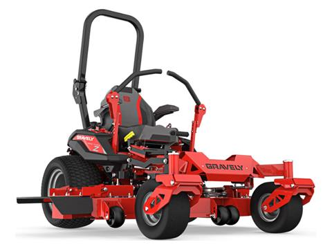 2021 Gravely USA Pro-Turn Z 60 in. Gravely 26.5 hp in Kansas City, Kansas - Photo 1
