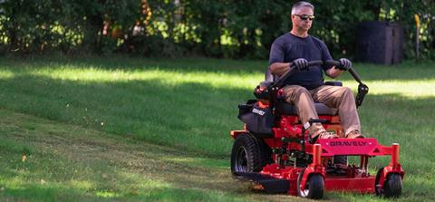 2021 Gravely USA Compact-Pro 34 in. Kawasaki FX481V 15.5 hp in Kansas City, Kansas - Photo 2