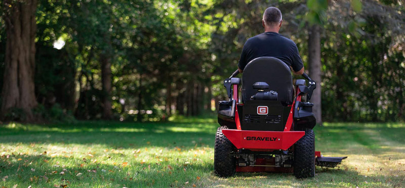 2021 Gravely USA Compact-Pro 34 in. Kawasaki FX481V 15.5 hp in Kansas City, Kansas - Photo 3