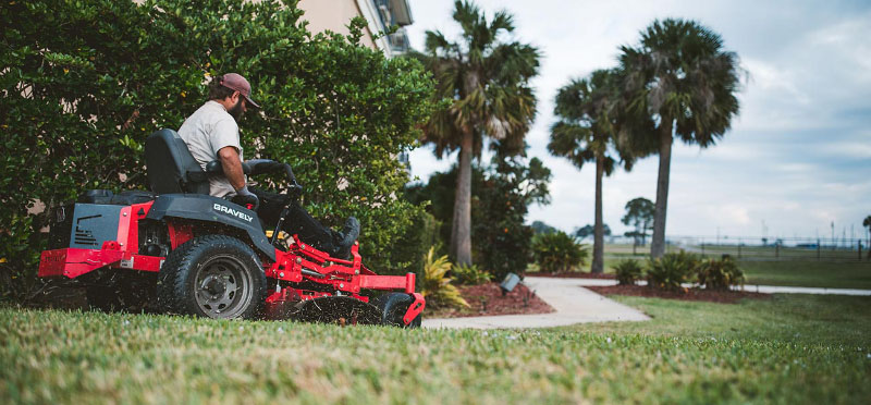2021 Gravely USA ZT HD 52 in. Kawasaki FR691 23 hp in Jesup, Georgia - Photo 3