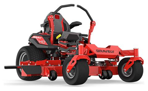 2021 Gravely USA ZT HD 52 in. Kohler 7000 Series Pro 25 hp in Kansas City, Kansas - Photo 1