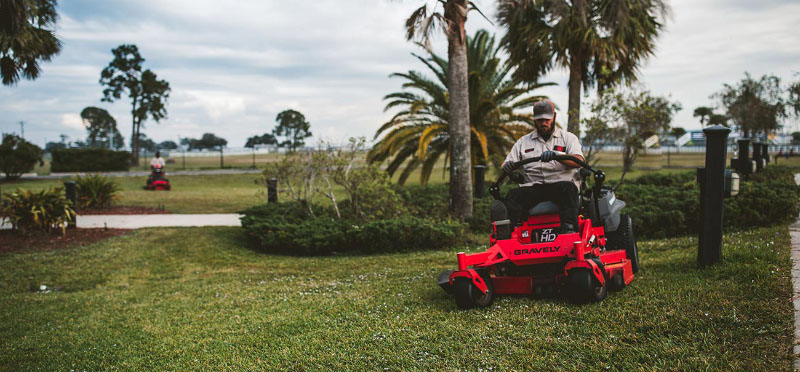 2021 Gravely USA ZT HD 52 in. Kohler 7000 Series Pro 25 hp in Kansas City, Kansas - Photo 2