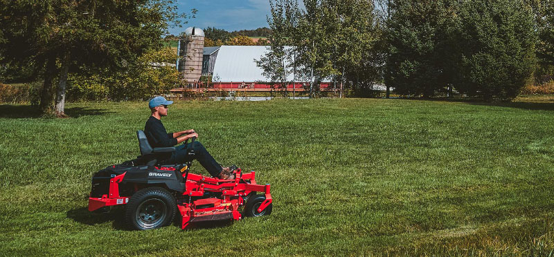 2021 Gravely USA ZT HD 52 in. Kohler 7000 Series Pro 25 hp in Kansas City, Kansas - Photo 6