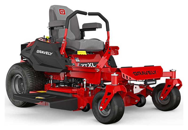 2021 Gravely USA ZT XL 52 in. Kohler 7000 HD 25 hp in Jasper, Indiana