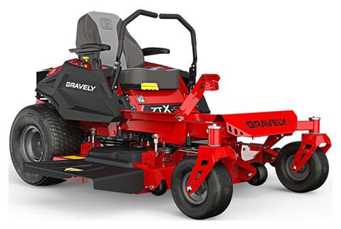 2021 Gravely USA ZT X 52 in. Kawasaki FR691 23 hp in Battle Creek, Michigan