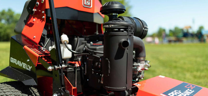 2021 Gravely USA Pro-Stance FL 48 in. Kawasaki FX730V 23.5 hp in West Burlington, Iowa - Photo 9