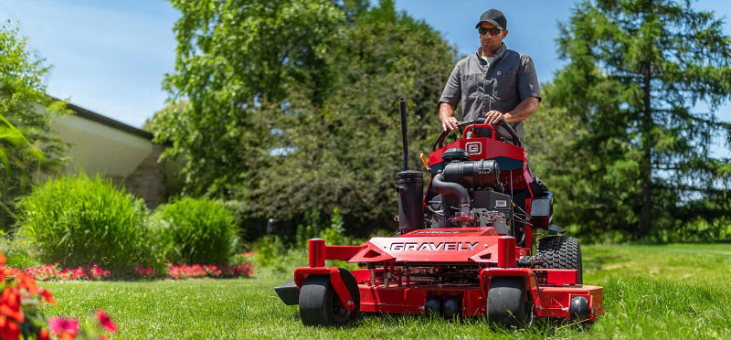 2021 Gravely USA Pro-Stance FL 48 in. Kawasaki FX730V 23.5 hp in West Burlington, Iowa - Photo 10
