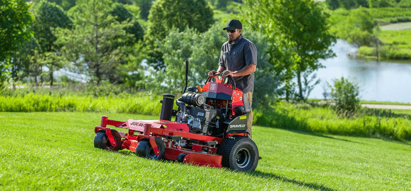 2021 Gravely USA Pro-Stance FL 60 in. Kawasaki FX730V 23.5 hp in West Burlington, Iowa - Photo 2