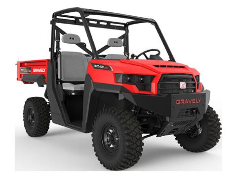 2021 Gravely USA Atlas JSV 3400SD EFI Gas in Jasper, Indiana