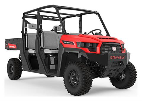2021 Gravely USA Atlas JSV 6400 EFI Gas in Alamosa, Colorado