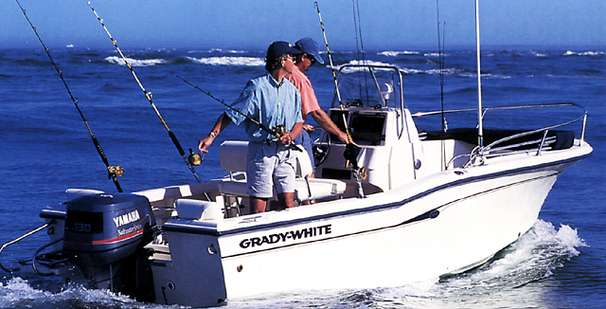 2000 Grady-White Sportsman 180 in Holiday, Florida - Photo 1