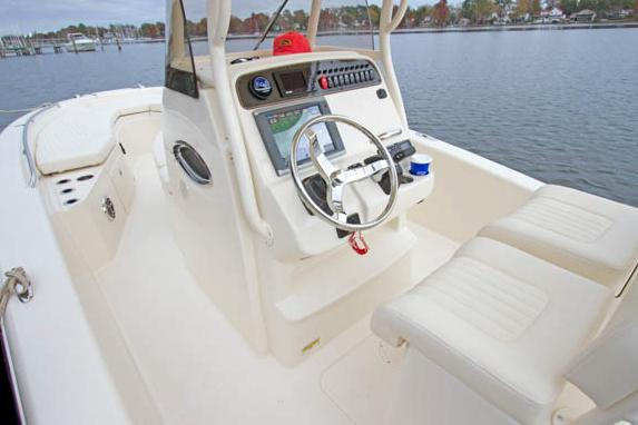 2016 Grady-White 251 Coastal Explorer in Bridgeport, New York
