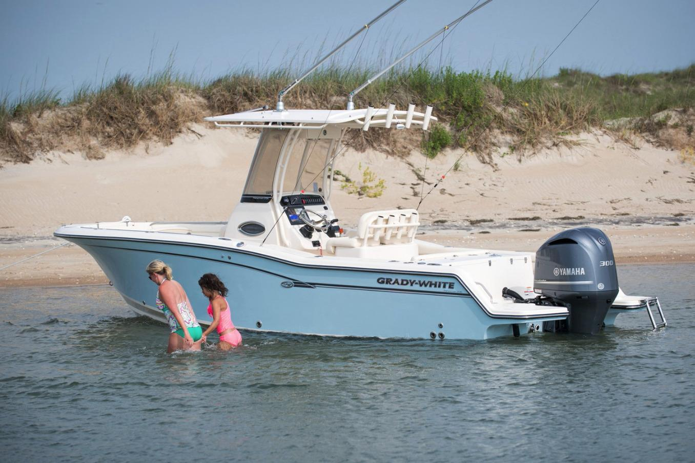 2016 Grady-White Fisherman 236 in Bridgeport, New York