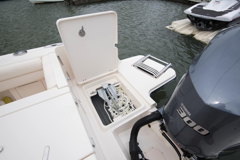 2018 Grady-White Fisherman 236 Power Boats Outboard
