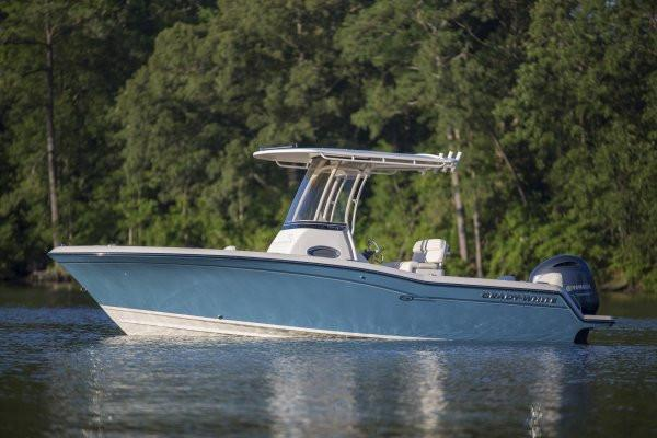 2019 Grady-White Fisherman 216 in Bridgeport, New York - Photo 3