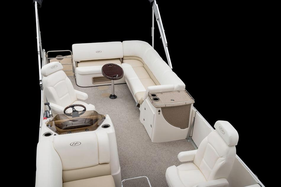 2014 Harris Flotebote Grand Mariner SL 230 in Manitou Beach, Michigan