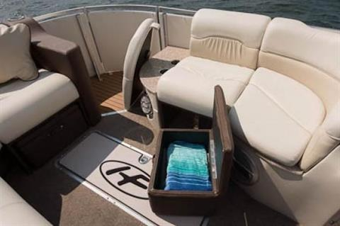 2014 Harris Flotebote Royal 270 in Manitou Beach, Michigan