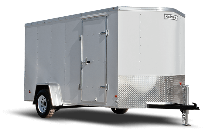 2017 Haulmark Passport 6 ft. Wide (PPT6X10DS2) in Adams, Massachusetts