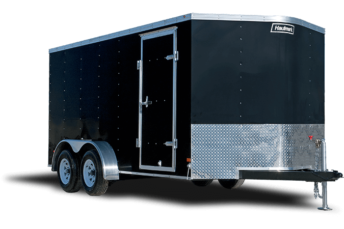 2017 Haulmark Passport 7 ft. Wide (PPT7X12DT2) in Adams, Massachusetts