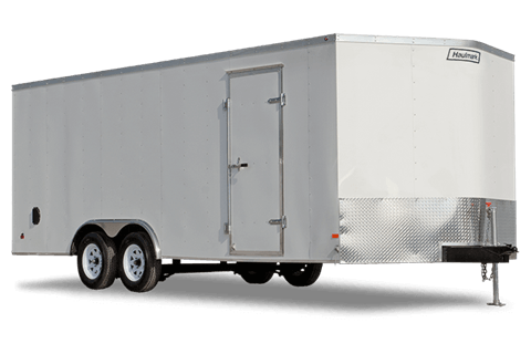 2017 Haulmark Passport 8.5 ft. Wide (PPT85X20WT2) in Adams, Massachusetts