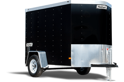 2017 Haulmark Transport V-Nose 5 ft. Wide (TSTV5X10DS2) in Adams, Massachusetts