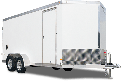 2018 Haulmark ALX Utility 8.5 ft. Wide (HAUV85X24WT3) in Hooksett, New Hampshire