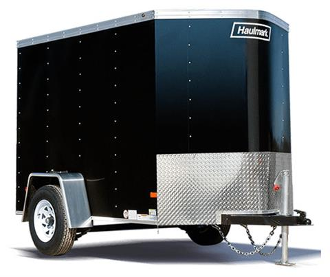 2018 Haulmark Passport 5 ft. Wide (PPT5X10DS2) in Hooksett, New Hampshire