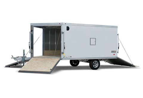 2018 Haulmark ALX Double Front Door 8.5 ft. Wide (HAS85X12DT2) in Rapid City, South Dakota