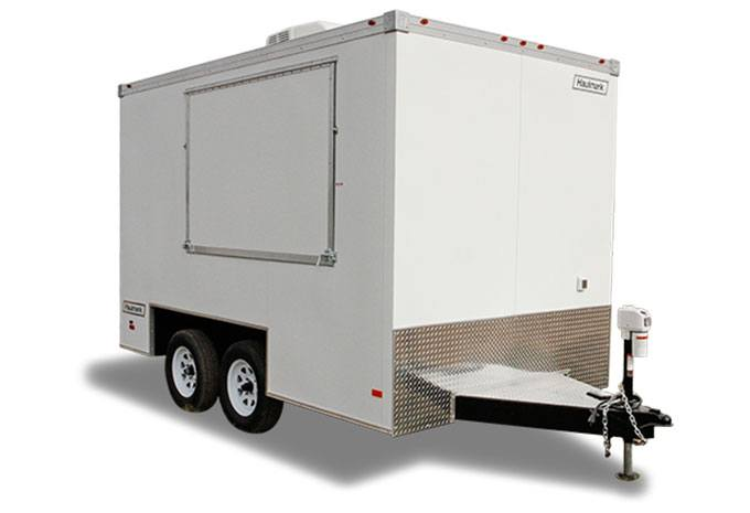 New 2018 Haulmark All-Events Trailer (AE7X12DT2) Trailers in