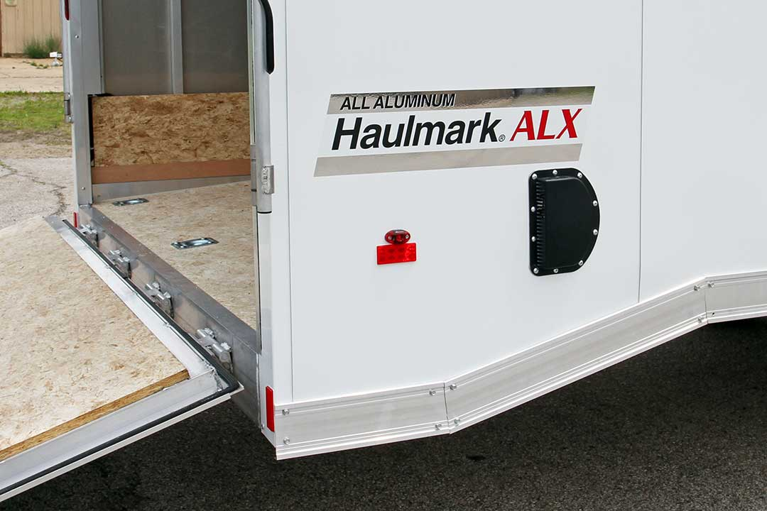 2018 Haulmark ALX DECKOVER 8.5 ft. WIDE (HAS85X20DT2) in Hooksett, New Hampshire