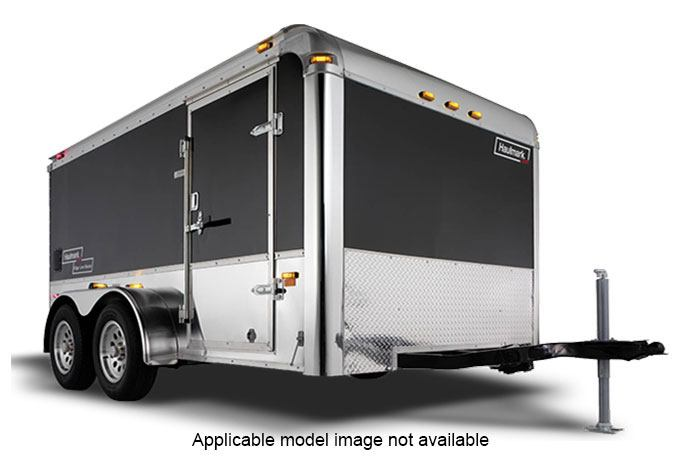 2018 Haulmark Edge Low Hauler (EGLH6X12DS2) in Hooksett, New Hampshire