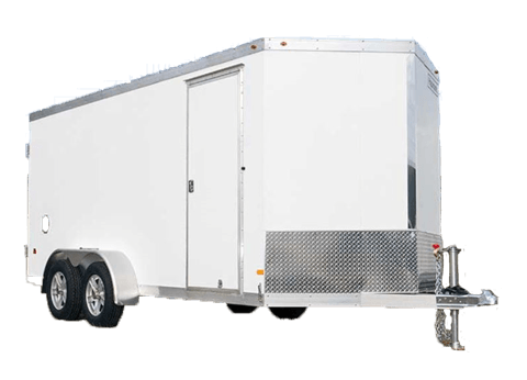2019 Haulmark ALX Utility (HAUV7X18WT2) in Adams, Massachusetts