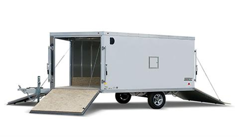 2019 Haulmark ALX Double Front Door (HAS85X12DT2) in Rapid City, South Dakota
