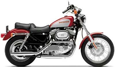 2000 Harley-Davidson XLH Sportster 1200 1