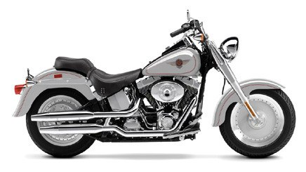 2002 Harley-Davidson FLSTF/FLSTFI Fat Boy® in Richmond, Indiana