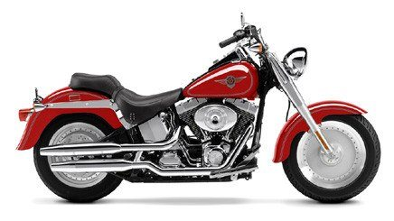2002 Harley-Davidson FLSTF/FLSTFI Fat Boy® in Auburn, Washington