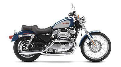 2002 XL 1200C Sportster 1200 Custom