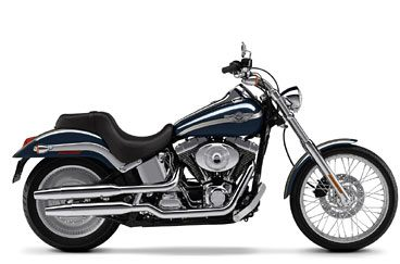 2003 Harley-Davidson FXSTD/FXSTDI Softail®  Deuce™ in Houston, Texas