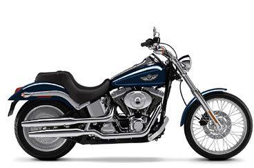 Harley Davidson Deuce >> 2003 Harley Davidson Fxstd Fxstdi Softail Deuce In Greensburg Pennsylvania