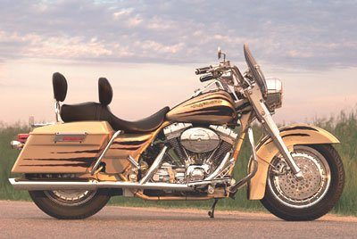 2003 Harley-Davidson Screamin' Eagle®  Road King® in Osceola, Iowa - Photo 2