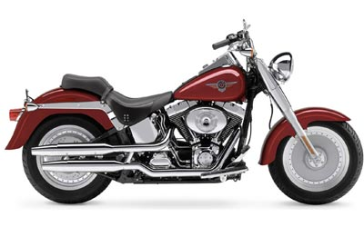 2004 Harley-Davidson FLSTF/FLSTFI Fat Boy® in Branford, Connecticut