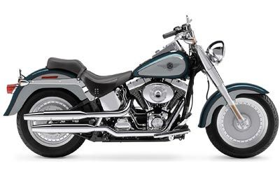2004 Harley-Davidson FLSTF/FLSTFI Fat Boy® in Johnstown, Pennsylvania