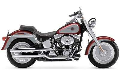 2004 Harley-Davidson FLSTF/FLSTFI Fat Boy® in Flint, Michigan