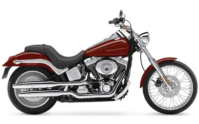 2004 Harley-Davidson FXSTD/FXSTDI Softail® Deuce™ in Waterford, Michigan