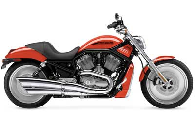 2004 Harley-Davidson VRSCB V-Rod® in Shelbyville, Indiana