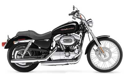 2004 Harley-Davidson Sportster® XL 1200 Custom in Chesapeake, Virginia