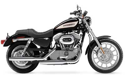 2004 Harley-Davidson Sportster® XL 1200 Roadster in Greensburg, Pennsylvania