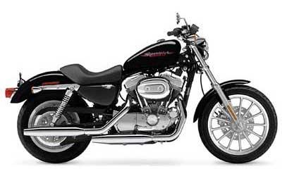 2004 Sportster XL 883